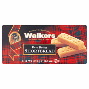 Walkers Pure Butter Shortbread 250g Image