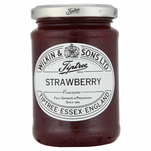 Wilkin & Sons Ltd Tiptree Strawberry Extra Jam 340g Image