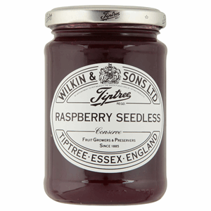 Wilkin & Sons Ltd Tiptree Raspberry Seedless Conserve 340g Image