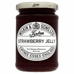 Wilkin & Sons Ltd Tiptree Strawberry Jelly 340g Image