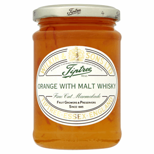 Wilkin & Sons Ltd Tiptree Orange with Malt Whisky Fine Cut Marmalade 340g Image