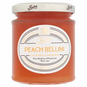 Wilkin & Sons Ltd Tiptree Peach Bellini Cocktail Conserve 227g Image