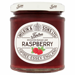 Wilkin & Sons Ltd Tiptree Raspberry Reduced Sugar Jam 200g Image