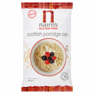 Nairn's Gluten Free Scottish Porridge Oats 450g Image