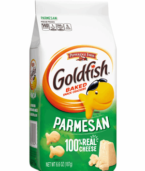 Pepperidge Farm Goldfish Parmesan 187g Image