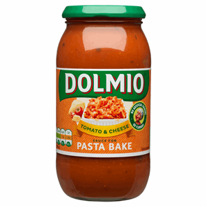 Dolmio Pasta Bake Tomato and Cheese Pasta Sauce 500g Image