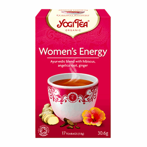 Yogi Tea Womens Energy Teabags Image