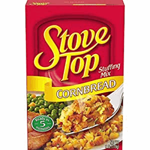 Kraft Stove Top Stuffing Mix Cornbread 170g Image