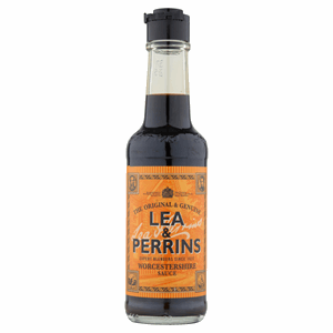 Lea and Perrins Worcester Sauce 150ml Image