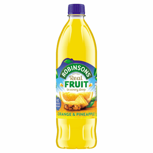 Robinsons Real Fruit Orange & Pineapple 1 Litre Image