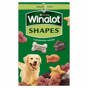 Winalot Shapes Dog Biscuit 800g Image