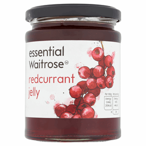 Essential Waitrose Redcurrant Jelly 340g Image