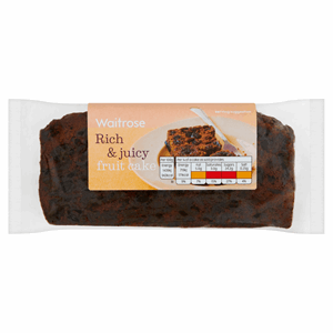 Waitrose Fruit Cake 400g Image