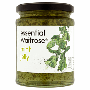 Essential Waitrose Mint Jelly 340g Image