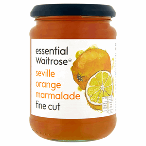Essential Waitrose Seville Orange Marmalade 454g Image