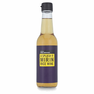 Waitrose Cooks Ingredients A Splash of Mirin Rice Wine 250ml Image
