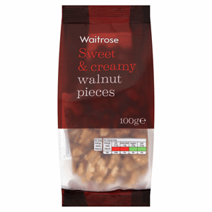 Waitrose Walnut Pieces 100g Image