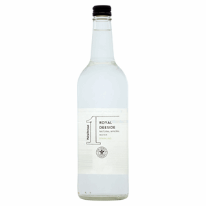 Waitrose 1 Royal Deeside Natural Mineral Water Sparkling 750ml Image