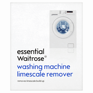 Essential Waitrose Washing Machine Limescale Remover 250g Image