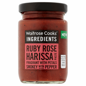 Waitrose Cooks' Ingredients Ruby Rose Harissa Paste 95g Image