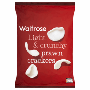 Waitrose Prawn Crackers 50g Image