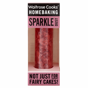 Waitrose	 Cooks' Homebaking Sparkle Dust Image