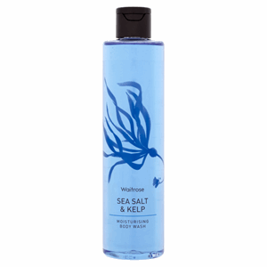 Waitrose Sea Salt & Kelp Moisturisng Body Wash 250ml Image