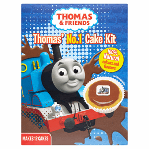 Thomas & Friends Thomas' No.1 Cake Kit 223g Image