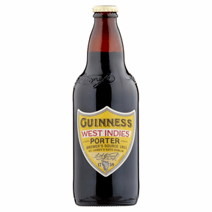 Guinness West Indies Porter 500ml Image