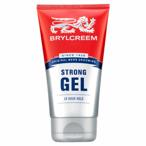 Brylcreem Strong 24 Hour Hold Gel 150ml Image