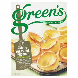 Green's Crispy Yorkshire Pudding 125g Image