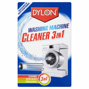 Dylon Washing Machine Cleaner 3in1 75g Image