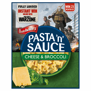 Batchelors Pasta 'n' Sauce Cheese & Broccoli 110g Image