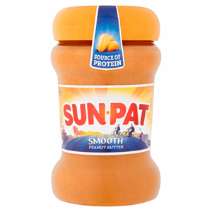 Sun-Pat Smooth Peanut Butter 340g Image