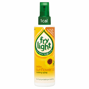 Frylight Golden Sunflower Oil Cooking Spray 190ml Image
