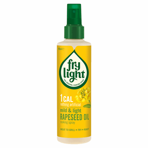 Frylight 1 Cal Rapeseed Oil Cooking Spray 190ml Image