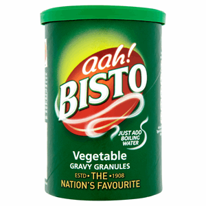 Bisto Vegetable Gravy Granules 170g Image