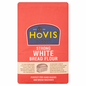 Hovis Strong White Bread Flour 1.5kg Image