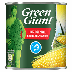 Green Giant Original Sweet Corn 340g Image