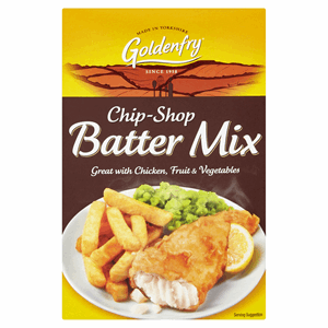 Goldenfry Chip-Shop Batter Mix 170g Image