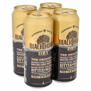 Blackthorn Dry Cider 500ml Image