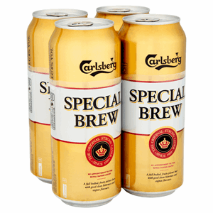 Carlsberg Special Brew Lager 500ml Image