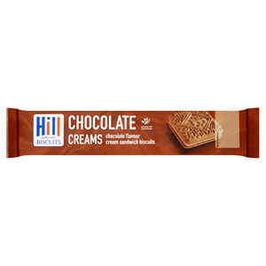 Hill Biscuits Chocolate Creams 150g Image