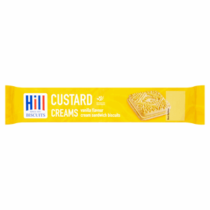 Hill Biscuits Custard Creams 150g Image