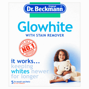 Dr. Beckmann Original Glowhite with Stain Remover 5 x 40g Image