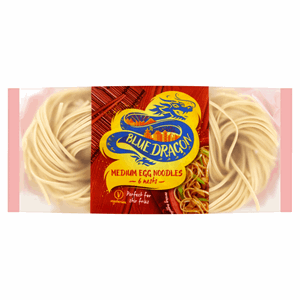 Blue Dragon 6 Medium Egg Noodles Nests 300g Image