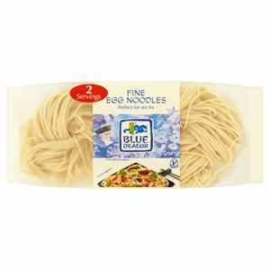 Blue Dragon Fine Egg Noodles 100g Image
