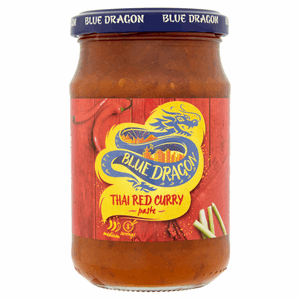 Blue Dragon Thai Red Curry Paste 285g Image