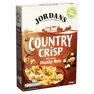 Jordans Country Crisp with Crunchy Chunky Nuts 500g Image