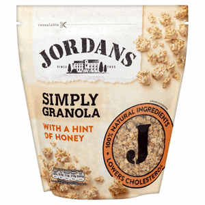 Jordans Simply Granola with a Hint of Honey 750g Image